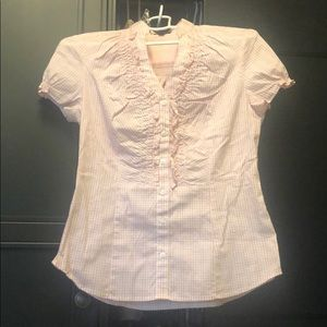 Express Short sleeve shirt, size S